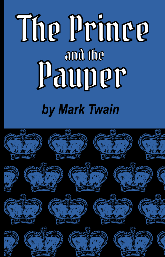 The Prince and the Pauper Blue Version cover image