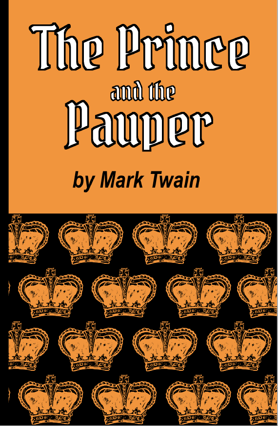 The Prince and the Pauper Orange Version cover image