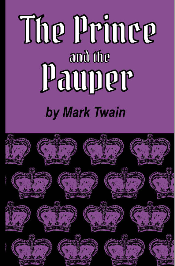 The Prince and the Pauper Purple Version cover image